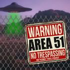 """""""Objetivo invadir el Área 51 - Nuevos Temblores"""""""