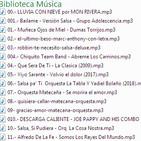Colores del Caribe Programa de Salsa México 10- 2019 Orquesta Mantecaña y algo mas.