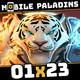 01x23 - Grandes operaciones de Gram Games y Voodoo, Might & Magic: Elemental Guardians, Supernenas y Space Pioneer!