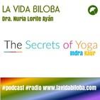 Abrimos los Secretos del Yoga. Indra y Nuria, en La Vida Biloba