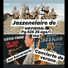 Jazzenelaire porg.nº 626 .I'm in the mood for love - Louis Armstrong.-I'll Remember April.-If You Could See Me Now +,.JA