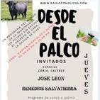 DESDE EL PALCO, a REMEDIOS SALVATIERRA, RADIOCOMPLICES.COM FERNANDO RODRIGUEZ, Programa 27/02/2020