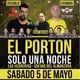 Warm Up Live Set @ El Portón (5-5-18)