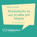 Alimentación en una travesía o competición por etapas - vitampodcast (cast.) 03