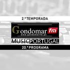 MUSICPT na GONDOMAR FM - Episódio 20