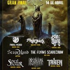 Diario de un Metalhead 370 FINAL W:O:A MB 2018