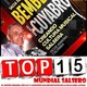 TOP 15 MUNDIAL SALSERO, EMISION # 29 semana del 8 al 15 de Noviembre, de 2019. #Top15MundialSalsero