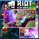 El ÉxtraKast 🍆 Riot se la Sacó