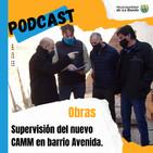 Nuevo CAMM barrio Avenida, La Banda.