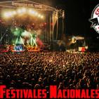 Corsarios - Especial Festivales nacionales 2018 - Domingo 10 Junio 2018