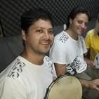 """1 - Entrevista a Caio Bertazzoli y David """"El pollo"""" Farias- Batido Cultural - 18 - 03 - 19"""