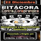 """""""BITÁCORA CONTRA-CONSPIRANOICA"""" Con Bitácora Ufologica"""