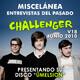 Miscelánea entrevistas del pasado Challenger!