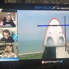 Raíz de 5 - 4x38 - JJ Priego: Comienza una nueva era en el espacio, con Space X