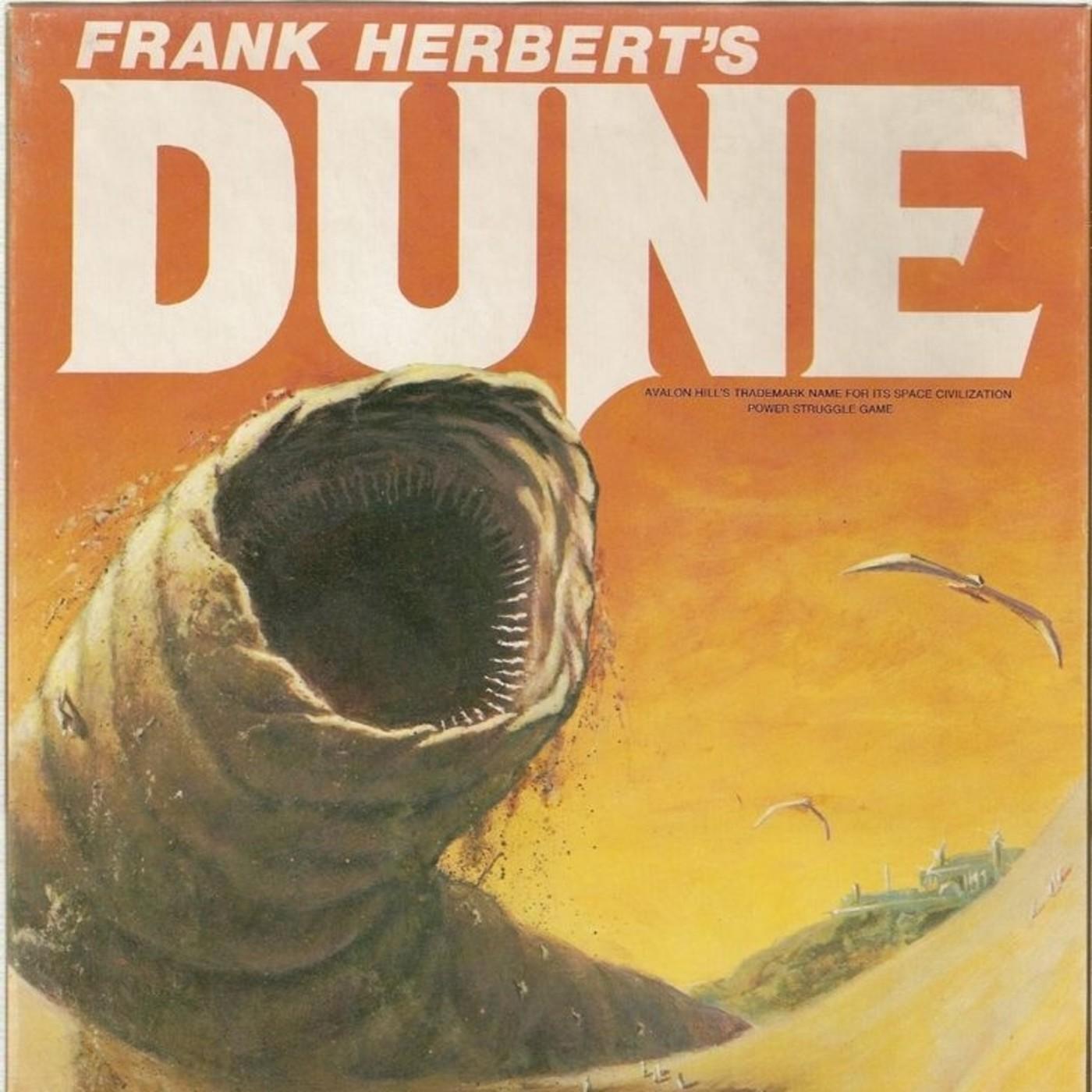 LCF #3x1 - Dune de Frank Herbert (Libro, película, videojuegos...)