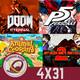 GR (4X31) Análisis Doom Eternal, Animal Crossing New Horizons, Persona 5 Royal y My Hero One's Justice 2