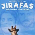 Jirafas en vivo con Juan Amodeo