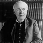 voice of Thomas Alva Edison