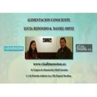 ALIMENTACION CONSCIENTE - Lucia redondo y Daniel Ortiz- Entrevista