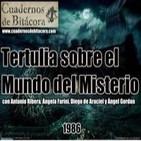 Especial Cuadernos de Bitácora: Tertulia de 1986 sobre el Mundo del Misterio con Antonio Ribera en la Nit de la Ciencia