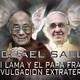 El dalai lama y el papa francisco en la revelaciÓn extraterrestre