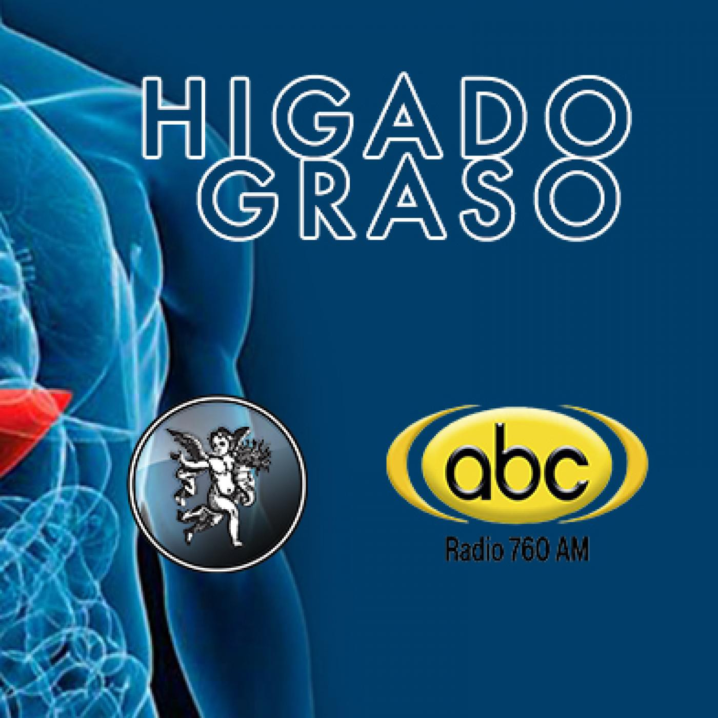 EL ÁNGEL DE TU SALUD- Rodrigo Mondragón - HIGADO GRASO