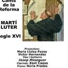 Cants de la Reforma: Luter i Ausiàs Marc, segles XVI i XV – 7