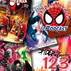 Spider-Man: Bajo la Máscara 123. El Asombroso Spider-Man 117 y 119, Spider-Man 4, Spider-Man 2099 tomo 3 y Spider-Gwen 1