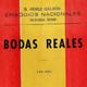 Bodas Reales, por Leonor Martínez Serrano