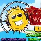Wake Up Con Damiana( Diciembre 3,2018) Musica Y Consejos