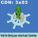 CdN 3x03 - Siete brujas visitan Salem