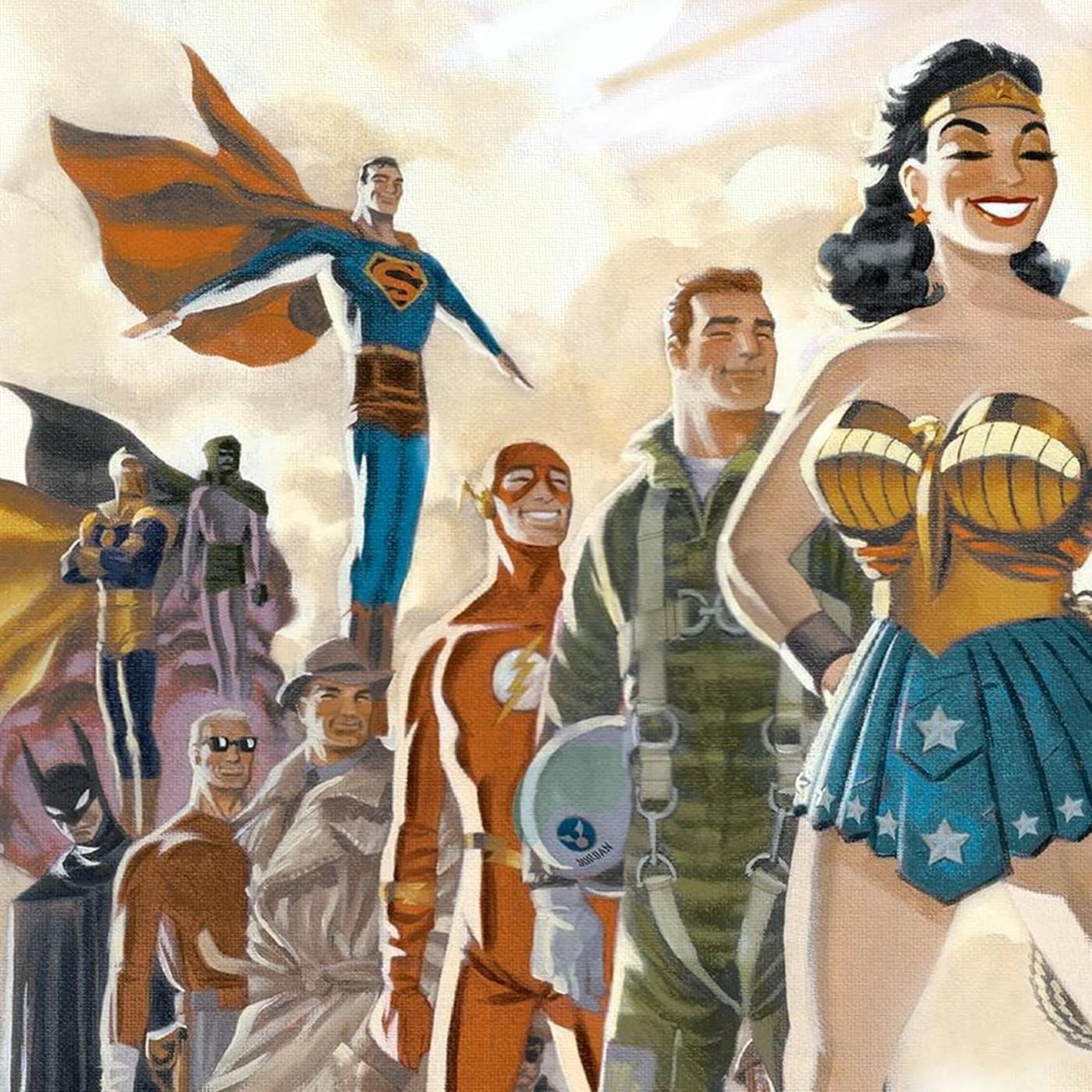 cartoon cartoon cast 61 - justice league the new frontier