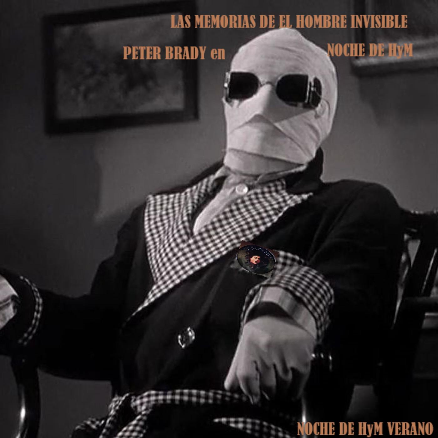 NochedeHyM-422-Verano - LAS MEMORIAS DE EL HOMBRE INVISIBLE. Cap. 9