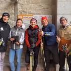 PIRINEO BEARNES PARA DEPORTES DE MONTAÑA: Del pastor al corredor de montaña, esquiador y alpinista. Radio trail Mayayo