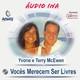 Vocês Merecem Ser Livres - Terry e Yvone McEwen