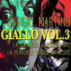 Aguas Turbias 67 – Giallo vol.3: Martino (La Perversa Señora Ward (1971) y La Cola del Escorpión (1971)