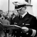 El capitán del Admiral Graf Spee