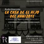 Radio itinerante: La Casa de El Hijo del Ahuizote