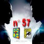 Programa 57 - El Sótano del Planet - Análisis del Panel y el Trailer de la SDCC de Batman V Superman: Dawn Of Justice