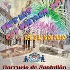 Entrevista Fiestas del Carmen Alcalde de Barruelo de Santullán