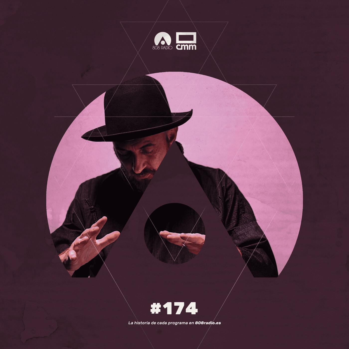 808 Radio #174 / Damian Lazarus / CMM Radio – 8/8/2020