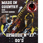 "By Mauro Secchi (MAX) 17° Episode' MADE IN COUNTRY ' ""80,s"""