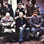 CBP#115 YALTA, 75 aniversario del reparto del mundo - Guerra Fría Mundial Conferencia