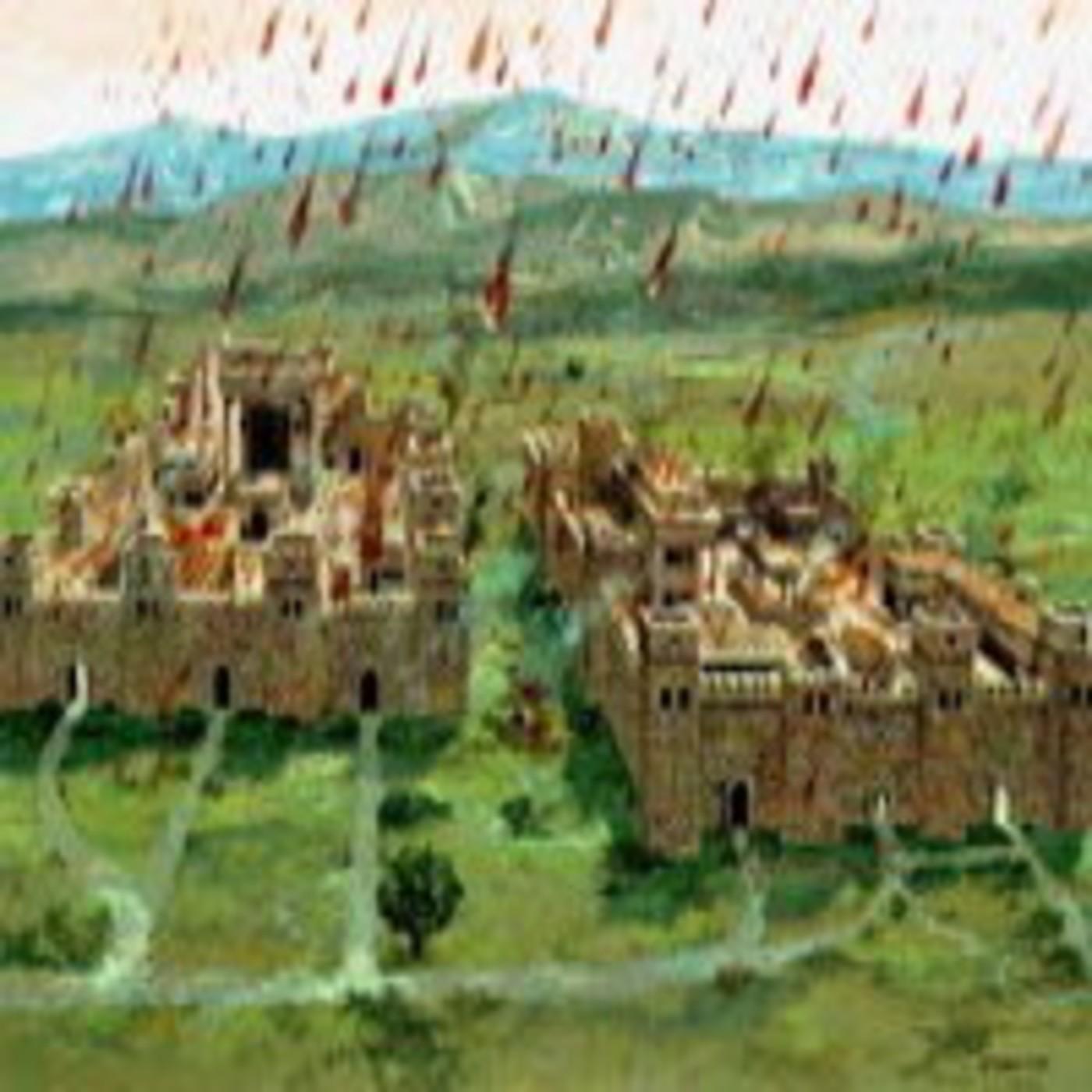 ¿Qué destruyó Sodoma y Gomorra?