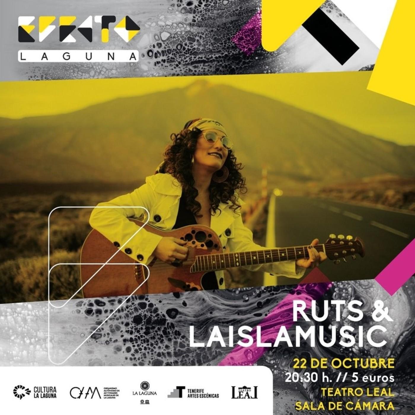 Agenda Cultural de La Laguna del hasta el 22 de octubre