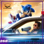 Review: Sonic Movie / Dragon Quest Movie - LC Magazine 268