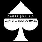 4 Picas 2.0 06x58 Previa jornada 17 Liga Santander