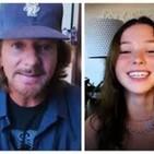 P.688 - Lily Cornell Silver charla con Eddie Vedder