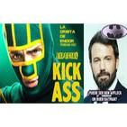 LODE 4x01 -archivo ligero- especial KICK ASS, ¿Ben Affleck es Batman?