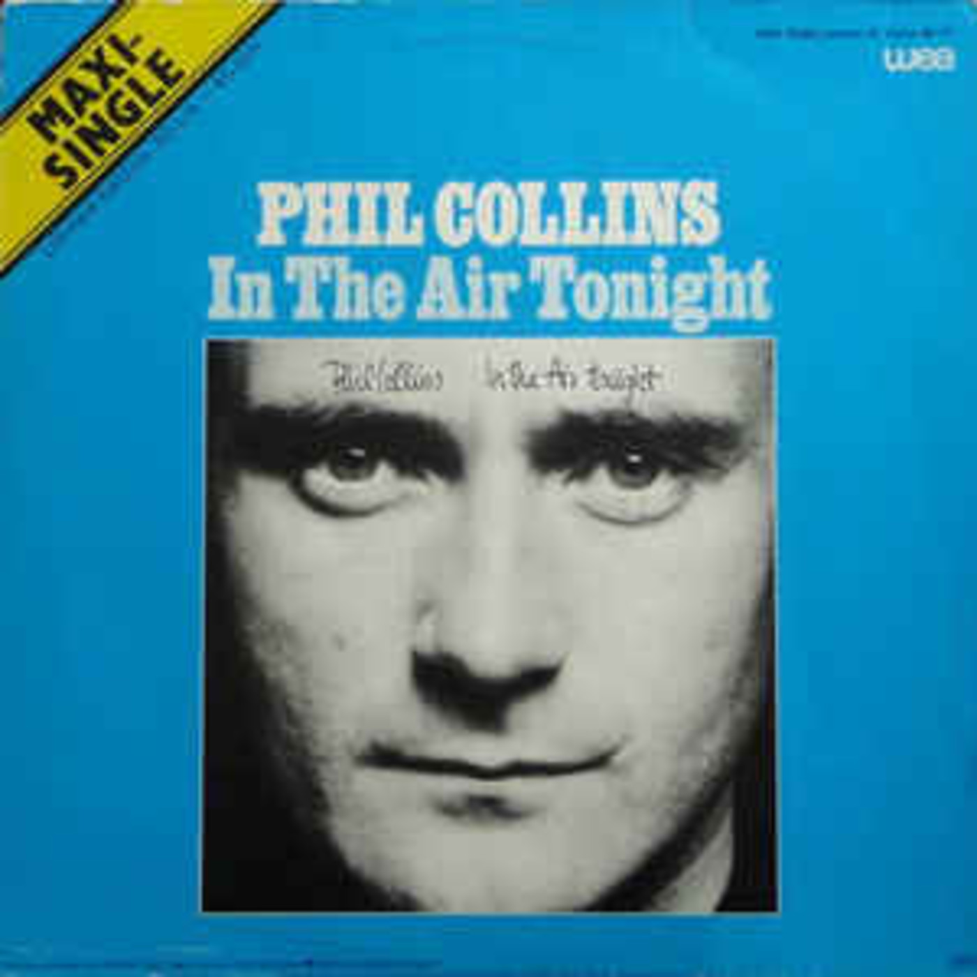 PHIL COLLINS - In the air tonight (1981)